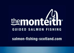 Jock Monteith Professional Scottish Salmon Fishing Guide
