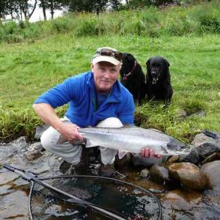 Benchil Beat River Tay Guided Fishing