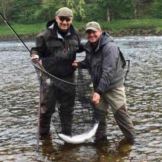 Benchil Beat River Tay Salmon