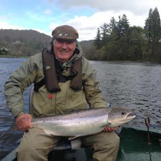 Catch A River Tay Spring Salmon