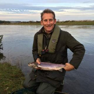 Catch Salmon In Scotland