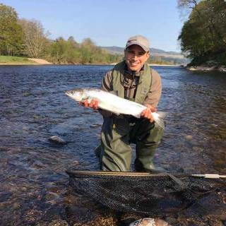 Catch Your First River Tay Salmon