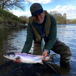 Catching Your First River Tay Spring Salmon