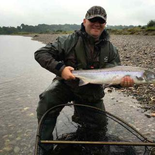 Fishing The Tay With Jock Monteith
