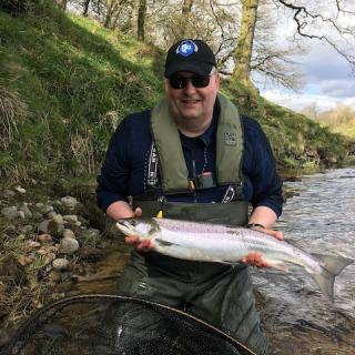 Fly Fishing Guide River Tay