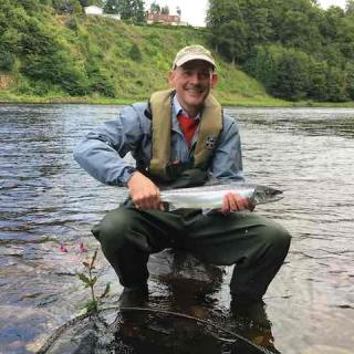 River Tay Salmon Fishing Tuition Guide
