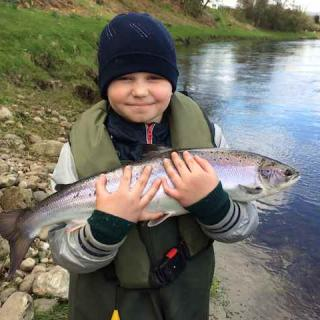 Salmon Fishing Holidays For Kids