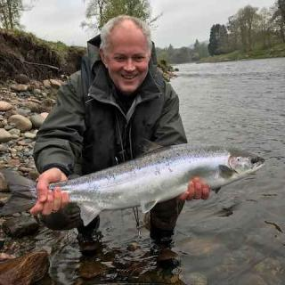Your First River Dee Salmon