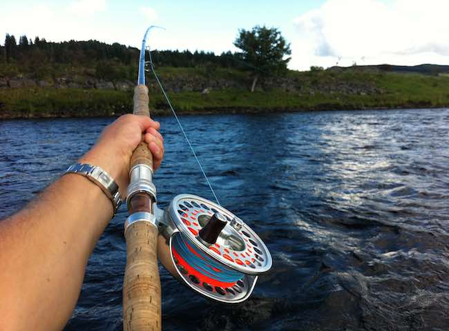 Scottish Salmon Fly Fishing Tactical awareness