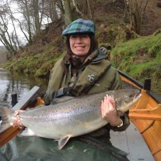 Ladies Salmon Fishing In Scotland.jpg