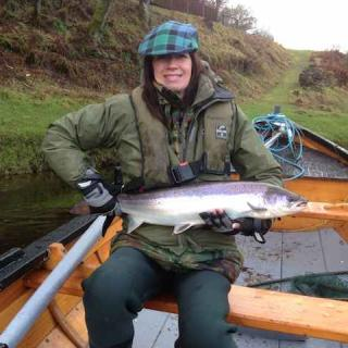 Salmon Fishing For Ladies On The River Tay.jpg